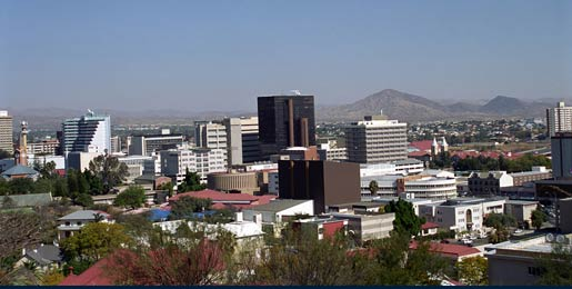 Location de mobilhome Windhoek